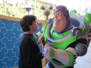 Andrew and Buzz CA
