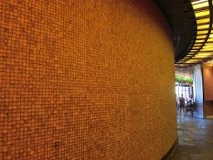 Aulani Makahiki coconut Wall