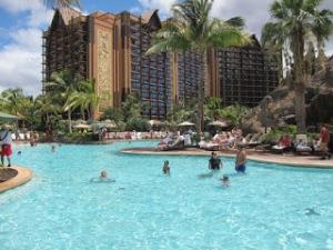 Aulani Waikolohe Pool