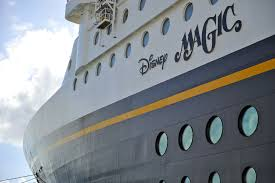 Disney Magic Side Photo