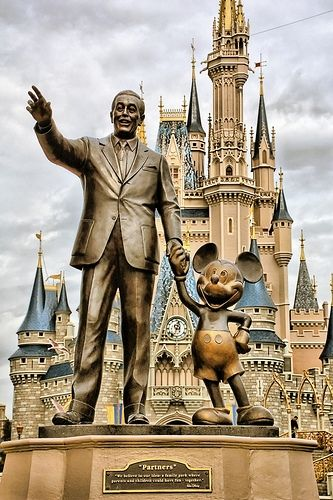 The Walt Disney Company Reaches into the Future