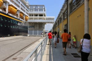 DCL Venice Gangway