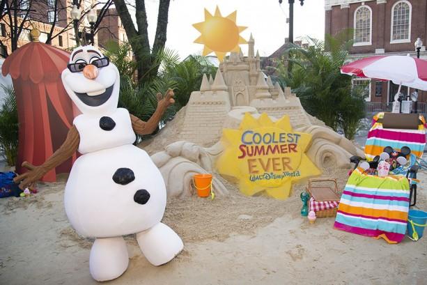 24-Hour Coast to Coast Disney Events thisSpring