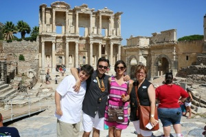 Psarianos Ephesus