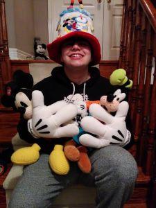 Andrew DisneySide Goofy Theme