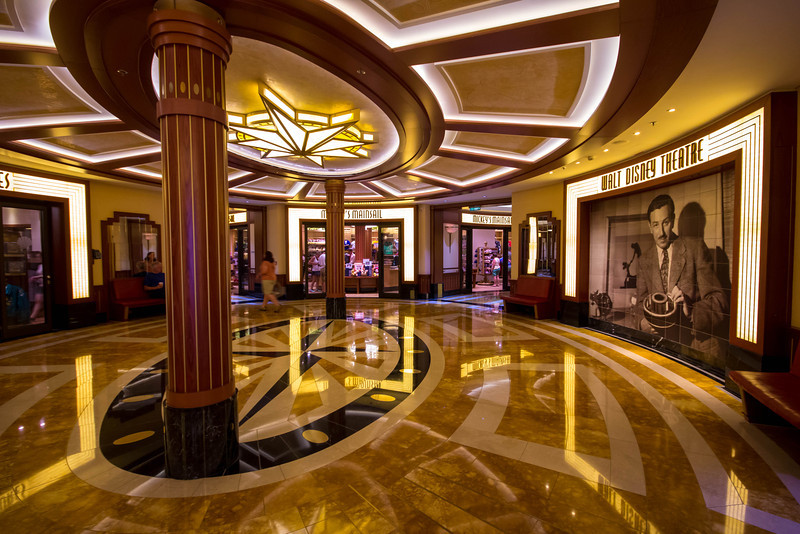 Disney Cruise Line's Live StageShows