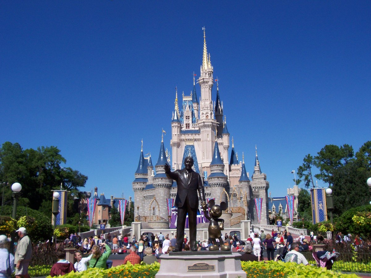 Why Stay at Walt Disney World Resort!