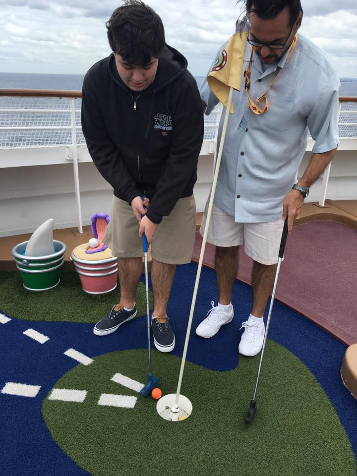 Andrew Mini Golf