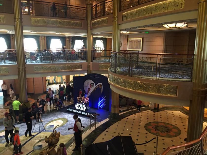 Atrium Lobby StarW