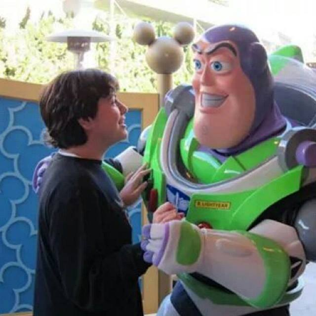 Andrew and Buzz