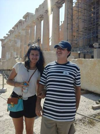 Andrew Pamela DCL Acropolis