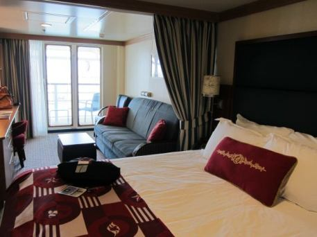 DCL Stateroom 4