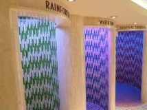 Rainforest Room Showers